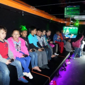 Video game truck birthday party in Albany New York